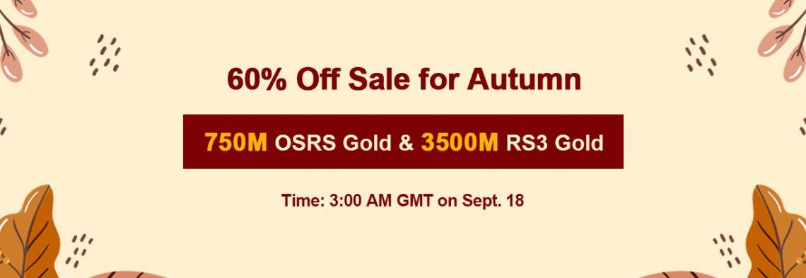 Details of OSRS Hill Giant Changes on Sept 10 & 60% Off RS07 Gold on RSorder