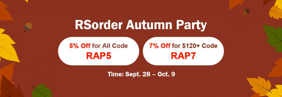 No Hesitation to Take OSRS Gold for Sale with 7% Discount in RSorder Autumn Party Now