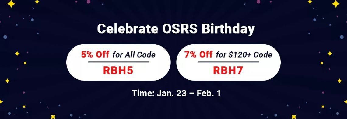 OSRS Come to Steam with Special Goodies and RSorder 7% Off 07 Runescape Gold